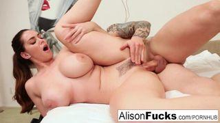 Alison Tyler VIP - Busty Alison Tyler gets a Good Fucking